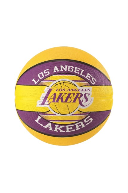 BASKET TOPU NBA TEAM LAKERS SZ7 RBR (83-510Z) SPALDING