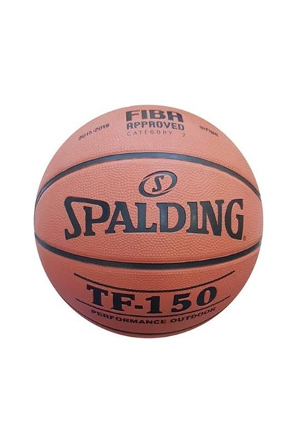 BASKETBOL TOPU TF-150 PERFORM SIZE 7 FIBA LOGO (83-572Z)
