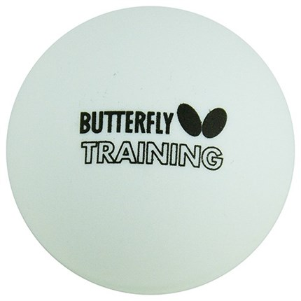 BUTTERFLY TRAINING BALLS 100LÜ ÇANTA